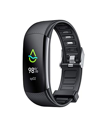 AFAC Fitness Trackers with Oxygen Saturation Monitor, Smart Watch for Men and Women, Test for Body T