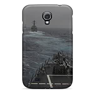 Galaxy S4 Case Bumper Tpu Skin Cover For Navy Destroyers Accessories