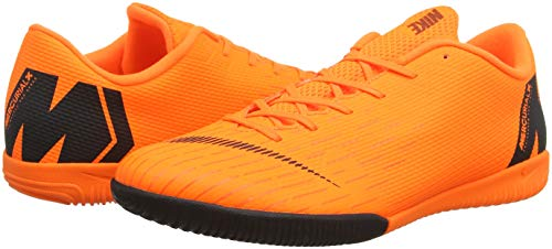 12 Black Orange Baskets Unisexes t De Multicolores total Vaporx Sport Academy Nike 810 Ic wxAP6cg