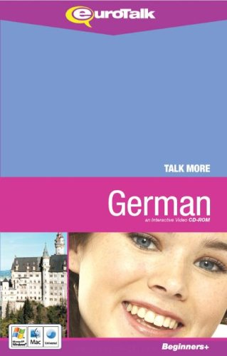 EuroTalk Interactive - Talk More! German (German and English Edition) pdf