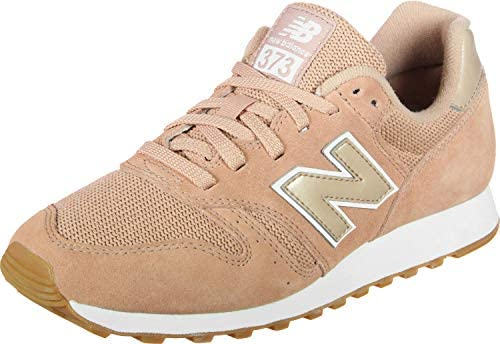 New Balance Women's 373 Trainers, Pink (Pink Sand Pink Sand), 3.5 ...