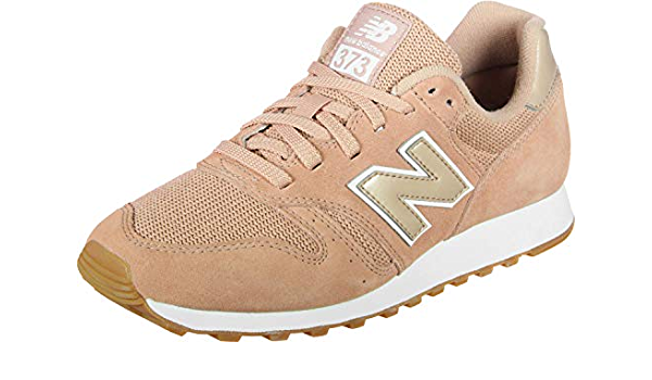 New Balance Women's 373 Trainers, Pink (Pink Sand Pink Sand ...
