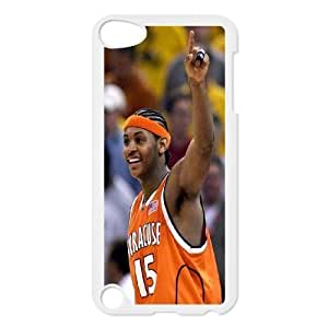 Custom High Quality WUCHAOGUI Phone case Carmelo anthony - New York Nicks Protective Case FOR Ipod Touch 5 - Case-8