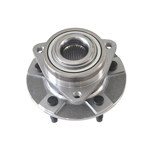 DRIVESTAR 513190 1 New Front Wheel Hub & Bearing fits Chevy Equinox Pontiac Torrent Vue No ABS