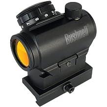 Bushnell Optics TRS-25 Hirise 1x25mm Red Dot Riflescope with Riser Block, Matte Black