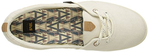Teva Damen Willow Slip-On Schuhe Weiß
