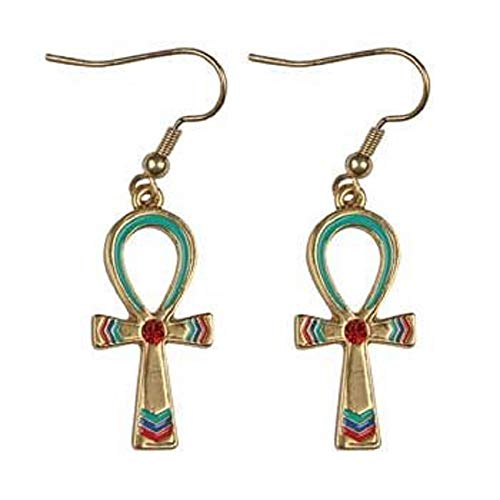 YTC Ankh Earrings