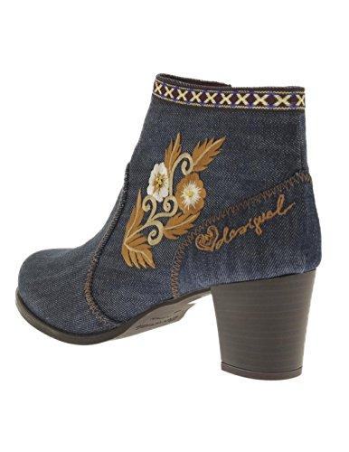 Desigual jeans Ref Bleu 5006 des41670 Bottines rwT5IqrCc