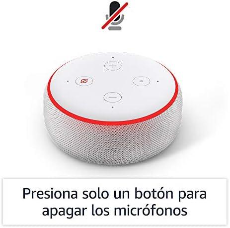Echo Dot (3ra generación) - Bocina inteligente con Alexa, negro 9