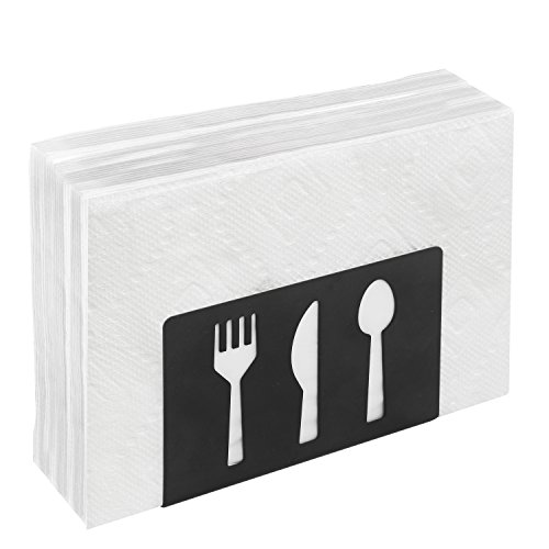 Modern Cut Out Cutlery Refillable Tabletop