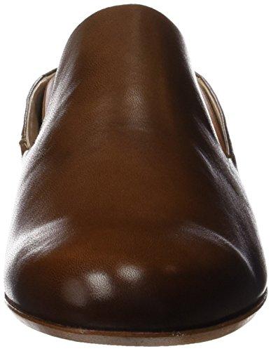 Neosens S549 Restored Skin Cuero Sultana, Zuecos para Mujer Marrón (Cuero)