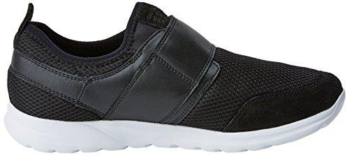 Geox Heren Damian 6 Sneaker Zwart