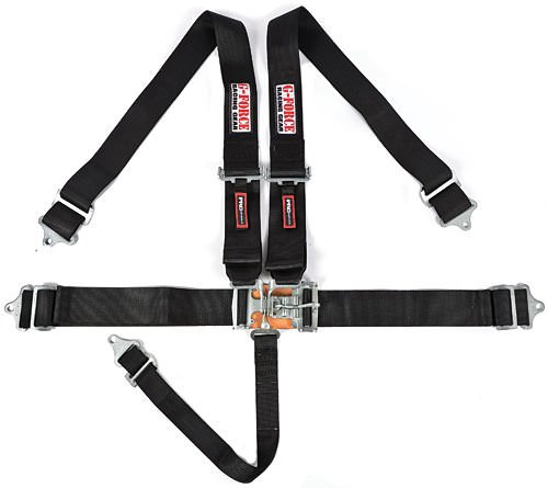 G-force Harness - G-FORCE Racing Gear G-Force 6570BK Harness