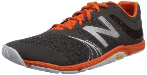 888098174649 - New Balance Men's MX20GW3 Minimus Cross-Training Shoe,Grey/Orange,8 2E US carousel main 0