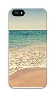 iPhone 5 5S Case Torid Summer Tropical Beach 3D Custom iPhone 5 5S Case Cover