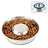 Our Pets DuraPet Slow Feed Premium Stainless