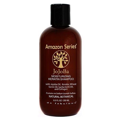 Amazon Series Jojoba Moisturizing Keratin Shampoo, 8.5 Fluid Ounce by Amazon Series