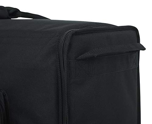 Gator Cases Padded Nylon Dual Carry Tote Bag for Transporting (2) LCD Screens, Monitors and TVs Between 27'' - 32''; (G-LCD-TOTE-MDX2) by Gator (Image #8)