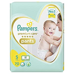 Pampers Premium Care Pants, Small...