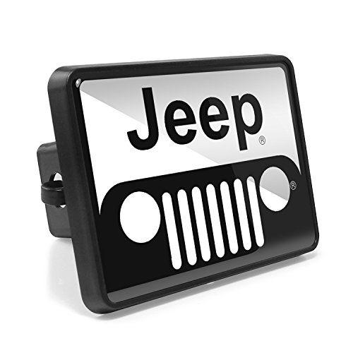 Jeep Grill ABS Plastic 2