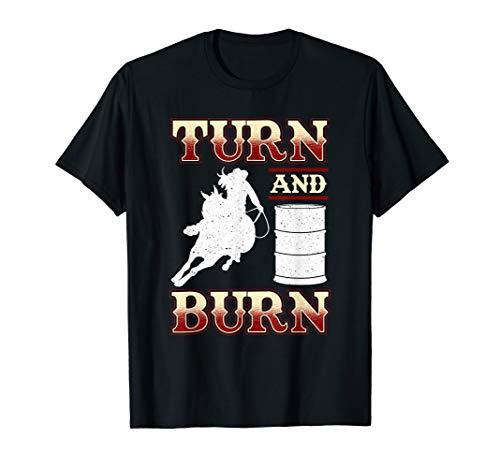(Turn and Burn - Barrel Racing)