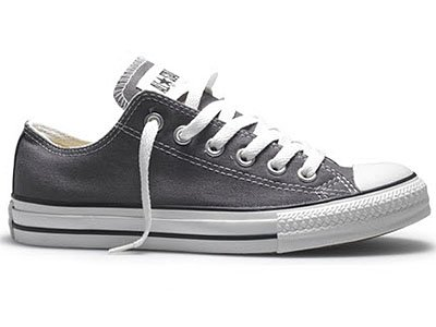Converse Chuck Taylor Alle Ster Kern Ox Charcoal 1j794 Mens 7