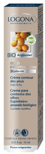 Logona Age Protection Eye Cream, 0.527 Fluid Ounce