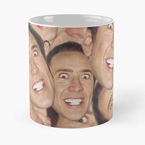 Best 11 Ounce Ceramica Coffee Mug Gift Nicolas Cage Nic Nick Nickolas Nicholas National Treasure