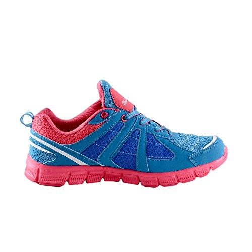 Schuhmarketing Zapatillas HSM Hellblau Mujer Atletismo para de Pink f755zTnRW