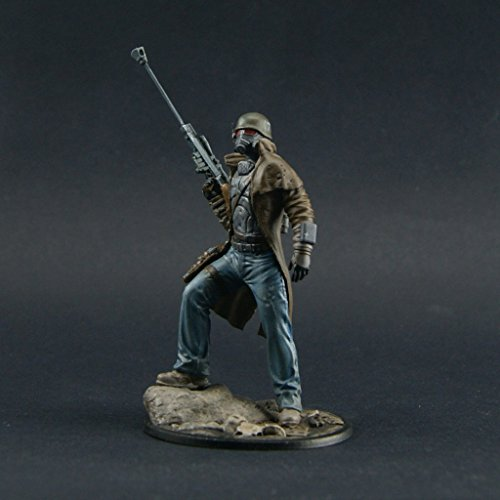 ProPainted Fallout 54mm New Vegas Sniper Miniature NorthStarModels (Fallout 4 Power Armor For New Vegas)