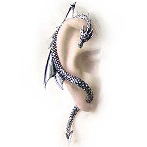 The Dragon's Lure (Stud) Alchemy Gothic Earring