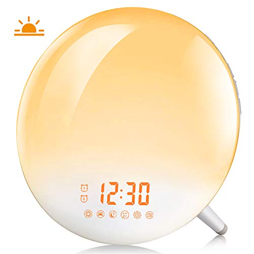 Sunrise Alarm Clock