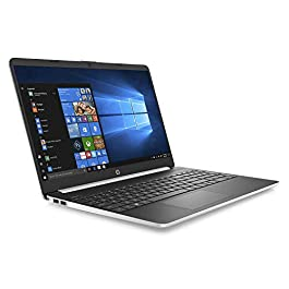 HP 15.6″ FHD Home and Business Laptop Core i7-1065G7, 16GB RAM, 1TB SSD, Intel Iris Plus Graphics, 4 Core up to 3.90 GHz, USB-C, HDMI 1.4 4K Output, Keypad, Webcam, 1920×1080, Win 10