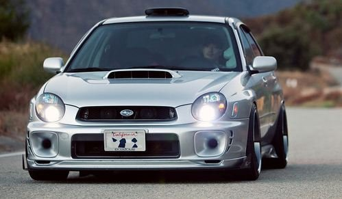 02 subaru wrx fog lights - 3