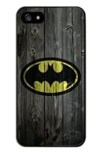 Color.Dream Dark Colors Batman Hard Plastic Back Case Cover Phone Protective Case for iPhone 6 (4.7 inch)