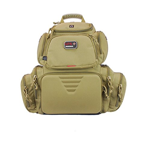 G P S GPS 1711BPBT Handgunner Backpack product image