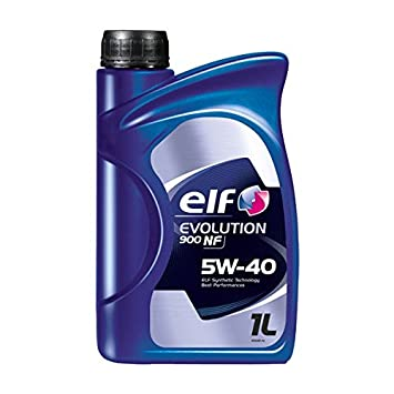 Elf Evolution 900 NF 5 W40 Elf sintético 1 lt litro: Amazon.es: Coche y moto