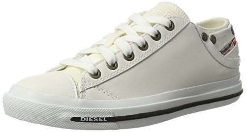 Diesel Magnete Exposure Iv Low W-sneaker Scarpe Da Ginnastica Basse Donna Bianco t1003 - White