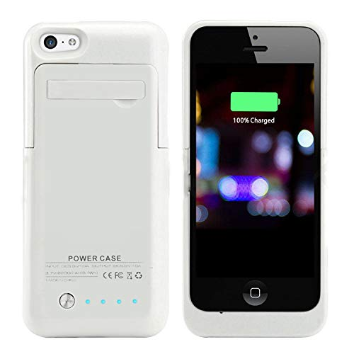 super popular ff516 815f3 Kujian iPhone 5s Battery Case External Battery Power Bank with ...
