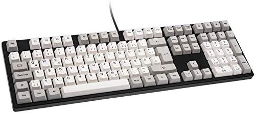 Ducky One White & grey Gaming Teclado, MX de Blue, Negro, dkon1608 de cdephzab2