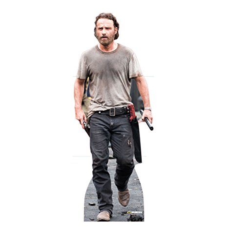 Rick Grimes - AMC's The Walking Dead - Advanced Graphics Life Size Cardboard Standup -
