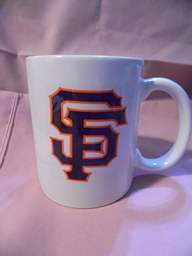 San Francisco Giants 2 sided MLB 11oz Coffee Cup NEW