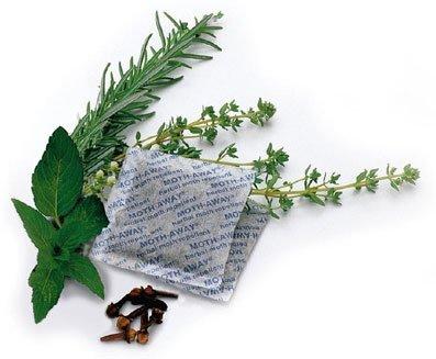Moth Away Sachets Nontoxic Homewares