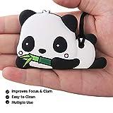 AmazingM Panda Sensory Chew Necklace for Boys and