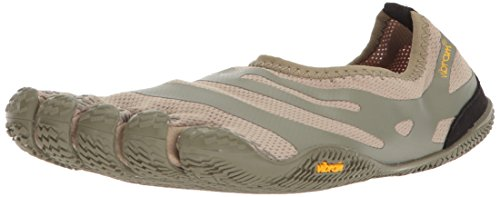 Vibram Men's EL-X Cross Trainer, Khaki/Coyote, 44 EU/10.5-11 M US D EU (44 EU/10.5-11 US US)