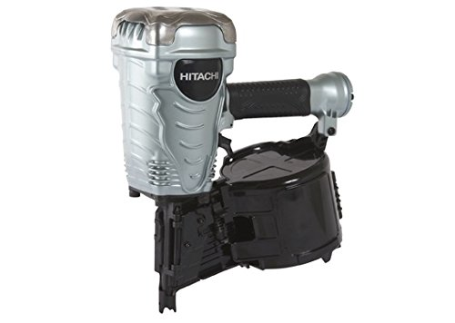 Hitachi NV90AG 3.5-Inch Pneumatic Coil Framing Nailer with Safety Glasses (Discontinued by manufacturer)