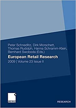 Book European Retail Research: 2009 - Volume 23 Issue II