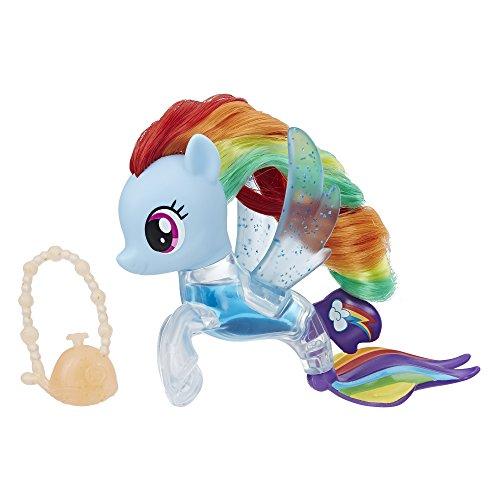 Rainbow Dash Movie (My Little Pony the Movie Rainbow Dash Flip & Flow Seapony)