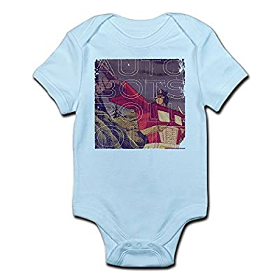 CafePress Transformers Vintage Roll Out Infant Bodysuit - Cute Infant Bodysuit Baby Romper