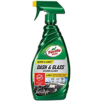 Turtle Wax T 930 Dash And Glass Protectant With Foaming Trigger 23 Fl Oz Automotive